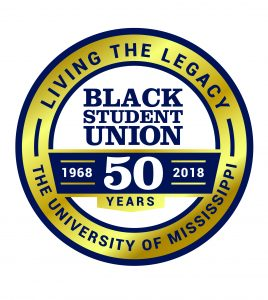 The Black Student Union will celebrate 50 years at the University of Mississippi in 2018.