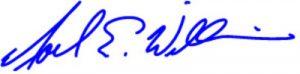 Noel's signature